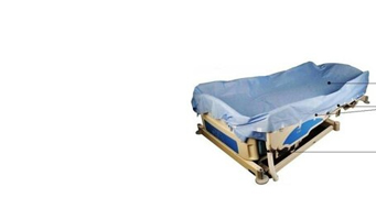 DISPOSABLE PATIENT WASHING SHEET
